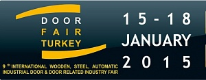 Door Fair Turkey 2015